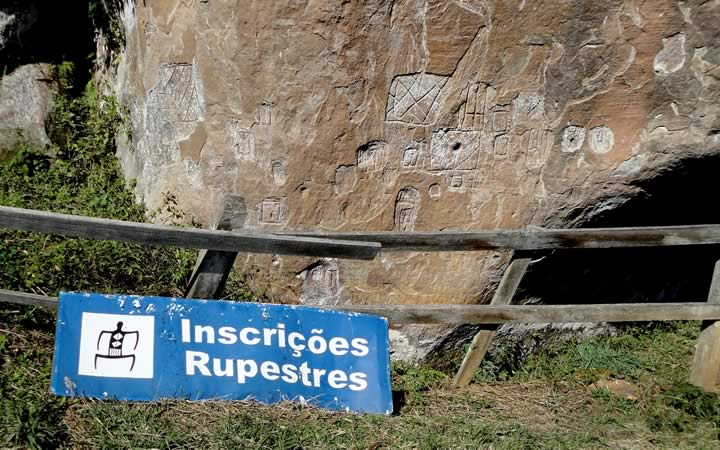 Sítio Arqueológico em Urubici
