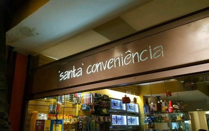 Santa Conveniência em Jericoacoara