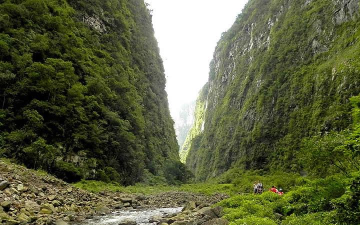 Trilha do Rio do Boi - Cambará do Sul