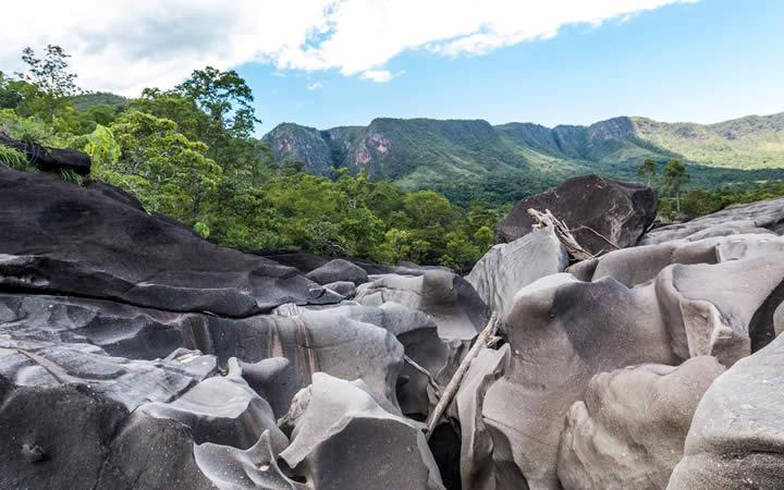 Vale da Lua - Goiás