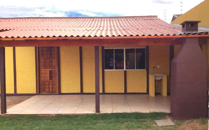 Vila da Rota Boiadeira em Bonito - MS