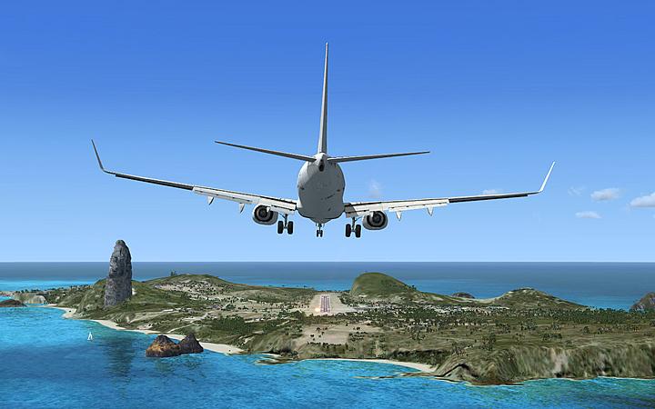 Aeroporto de Fernando de Noronhas