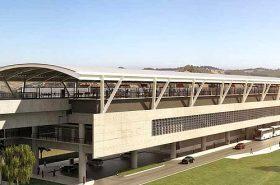 Aeroporto de Guarulhos - Edifício