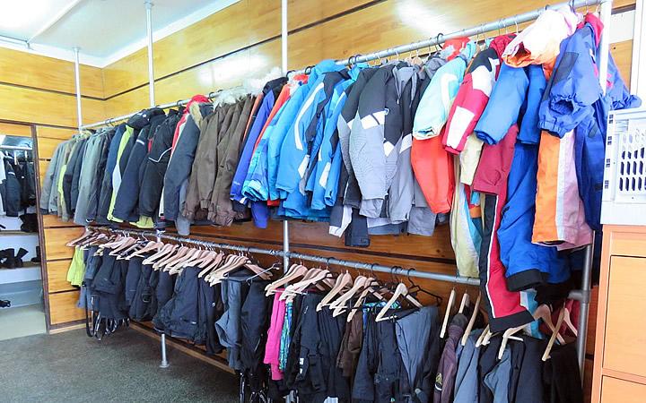 Aluguel de roupas