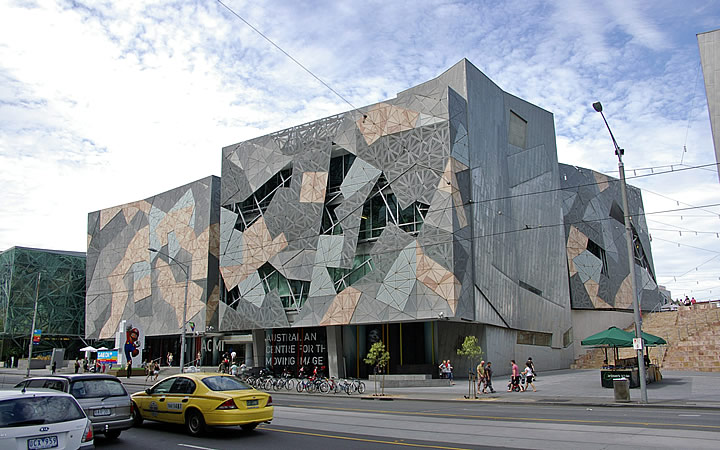 Australiam Centre for the Moving Imagen - Melbourne