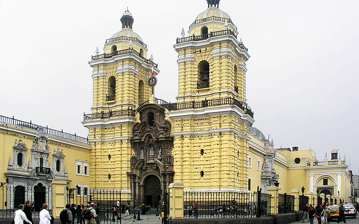 Basílica e Convento San Francisco de Lima