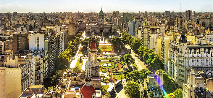 Buenos Aires Fonte: Universo AA