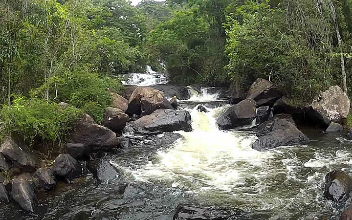 Cachoeira do Pretos