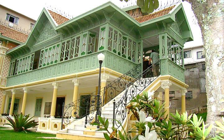 Casa da Memória Arthur Dalmasso - Teresópolis