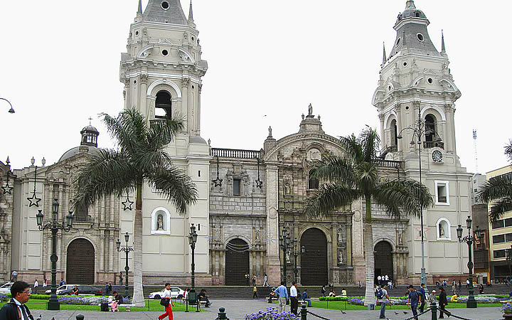 Catedral - Lima