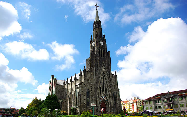 Catedral de Nossa Senhora de Lourdes - Canela