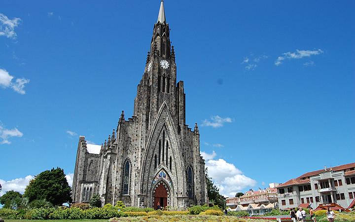 Catedral de Pedra - Canela RS