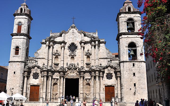 Catedral de San Cristobal - Havana