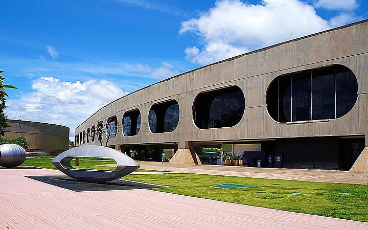 Centro Cultural - Brasília