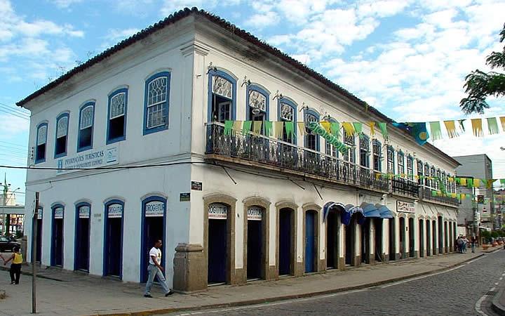Centro Histórico - Angra dos Reis