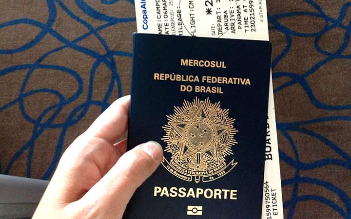 Check-in no Aeroporto de Guarulhos
