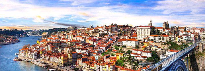 Cidade de Porto - Portugal
