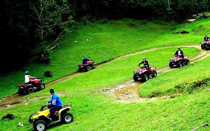Esportes de Aventura em Monte Verde