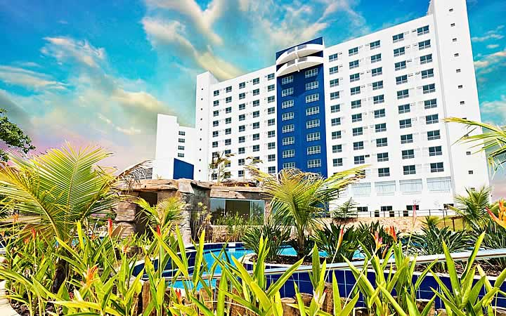 Ecologic Ville Resort - Caldas Novas