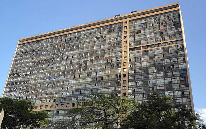 Edifício JK - Belo Horizonte