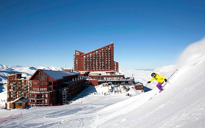 El Colorado - Valle Nevado