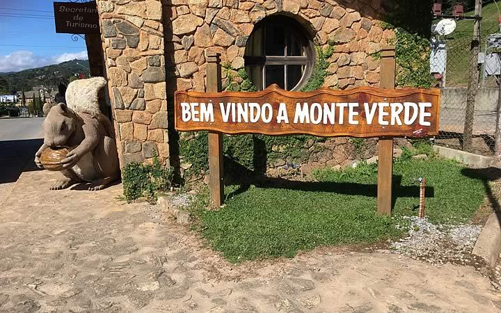 Entrada de Monte Verde