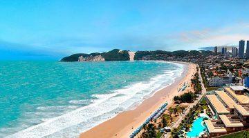 Esmeralda Praia Hotel - Praias em Natal