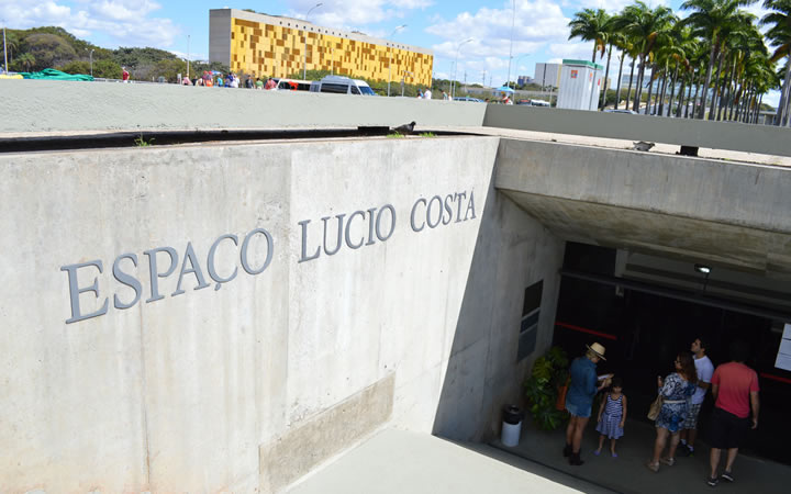 Espaço Lúcio Costa - Brasília