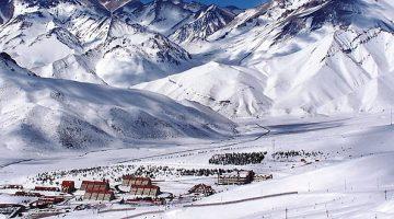 Estação de esqui - Bariloche