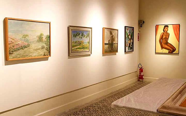 Exposição no Museu de Arte Assis Chateaubriand - Campinas Grande