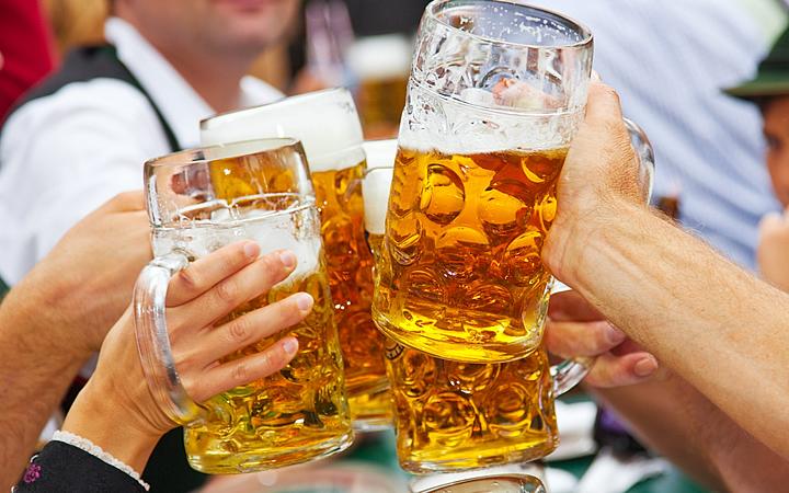 Festival de Cerveja - Oktoberfest