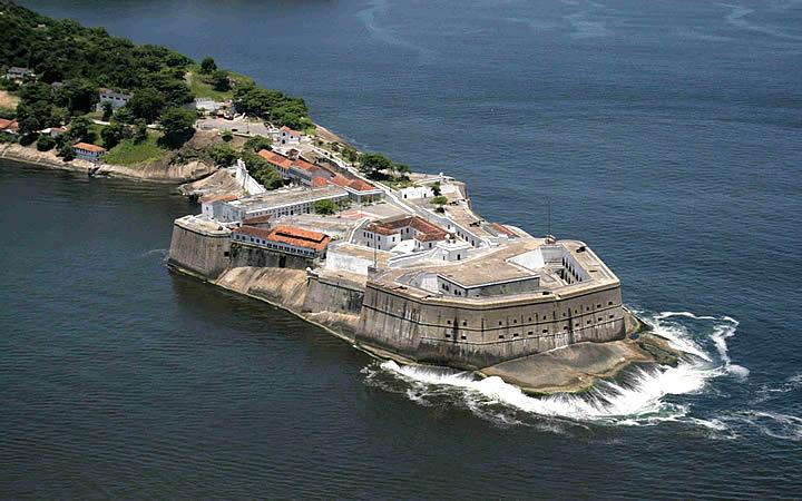 Fortaleza de Santa Cruz da Barra - Niterói