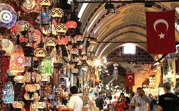 Grand Bazar - Istambul