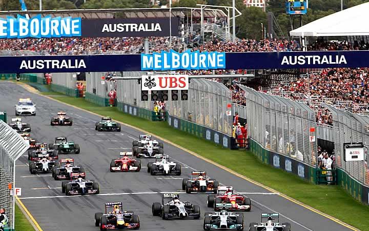 Grand Prix - Melbourne