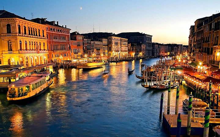 Grande Canal de Veneza