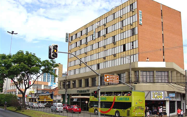 Hotel Itamaraty - Curitiba