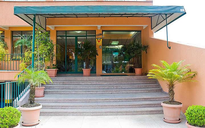 Hotel Lumini Curitiba