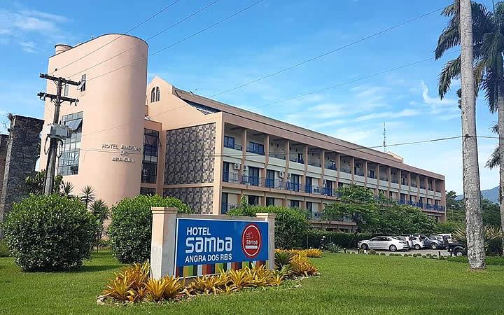 Hotel Samba - Angra dos Reis