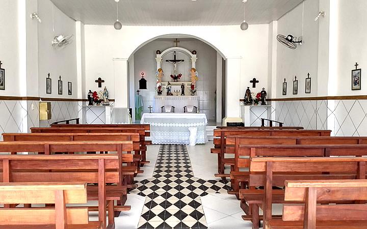 Igreja Nossa Senhora da Luz - Morro de São Paulo