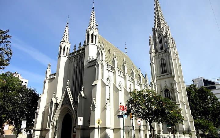 Igreja da Ascensão de Nosso Senhor Jesus Cristo - Nova Hamburgo - Rio Grande do Sul
