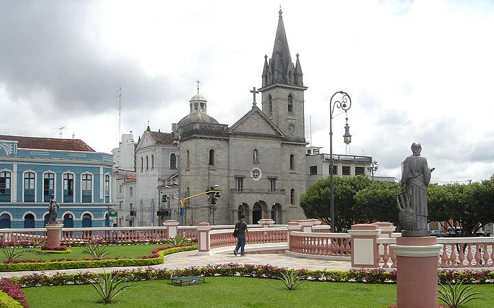 Igreja de São Sebastião - Manaus