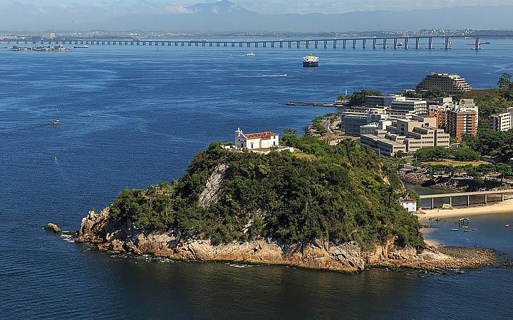 Ilha da Boa Viagem - Niterói
