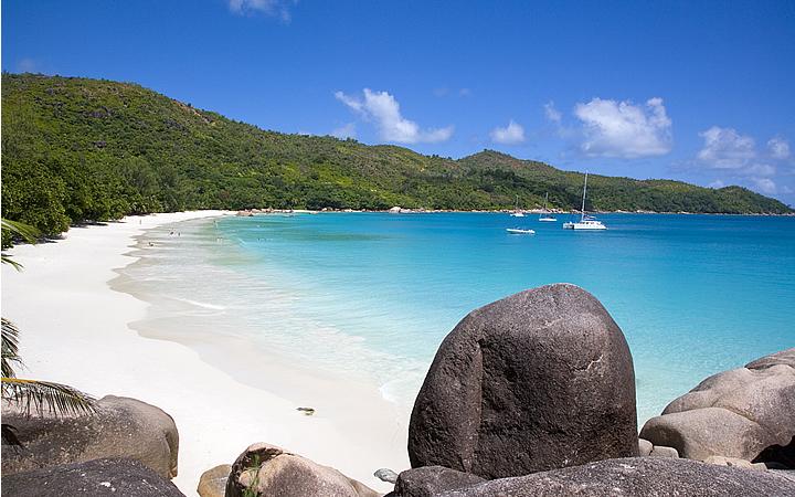 Ilha de Praslin - Seychelles