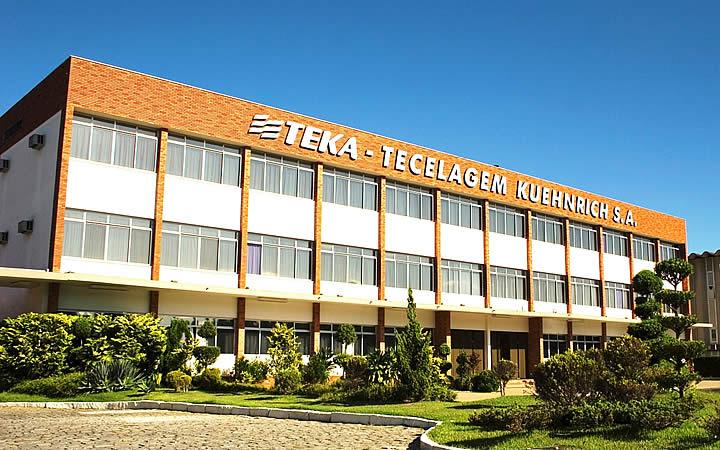 Indústria Têxil - Blumenau