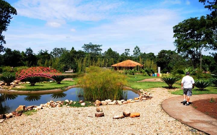 Jardim botânico - Brasília