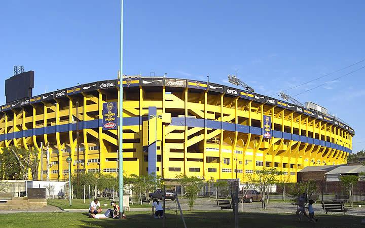 La Bombonera - Boca Juniors - Buenos Aires