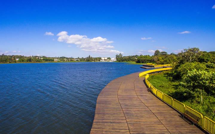 Lago Paranoá - Brasília