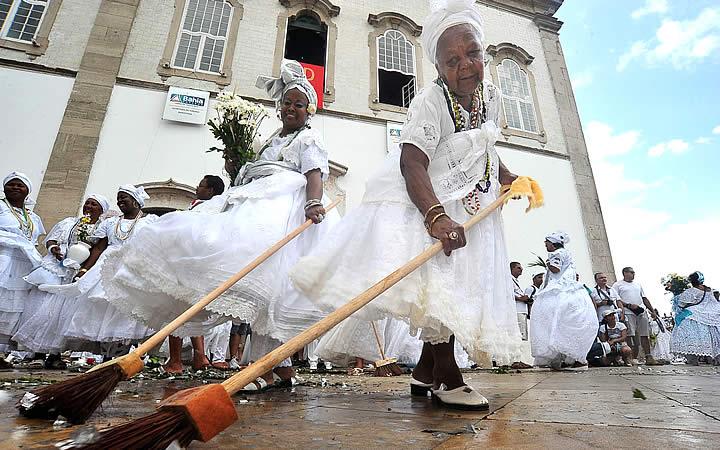 Lavagem do Bonfim - Salvador