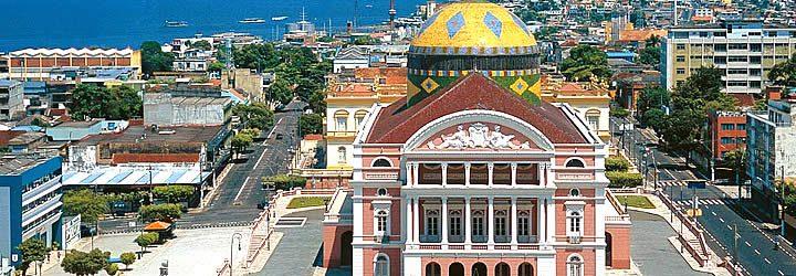 Manaus - Teatro Amazonas