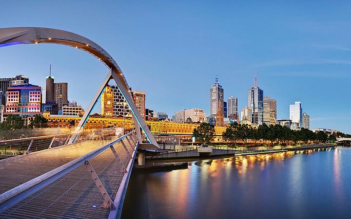 Melbourne - Centro